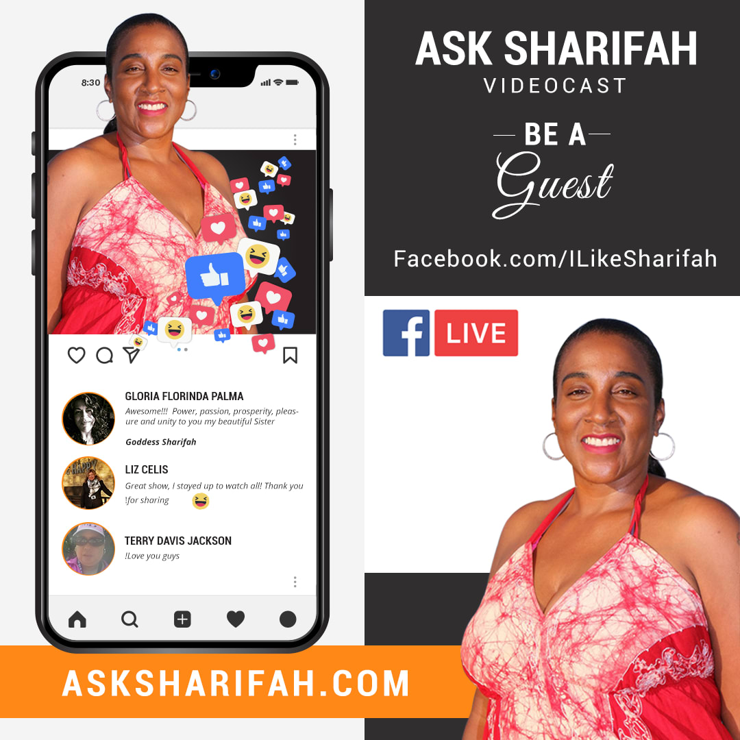 Ask Sharifah Videocast