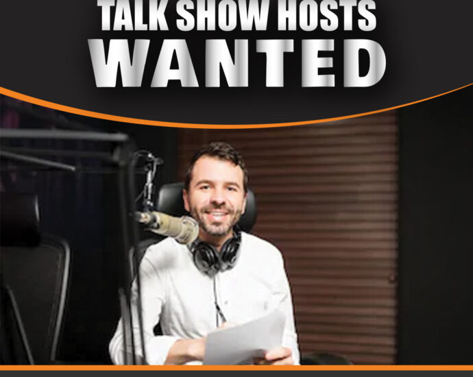 Start Your Own Talk Show Podcast